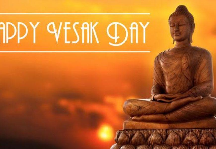 Vesak la festa del Buddha