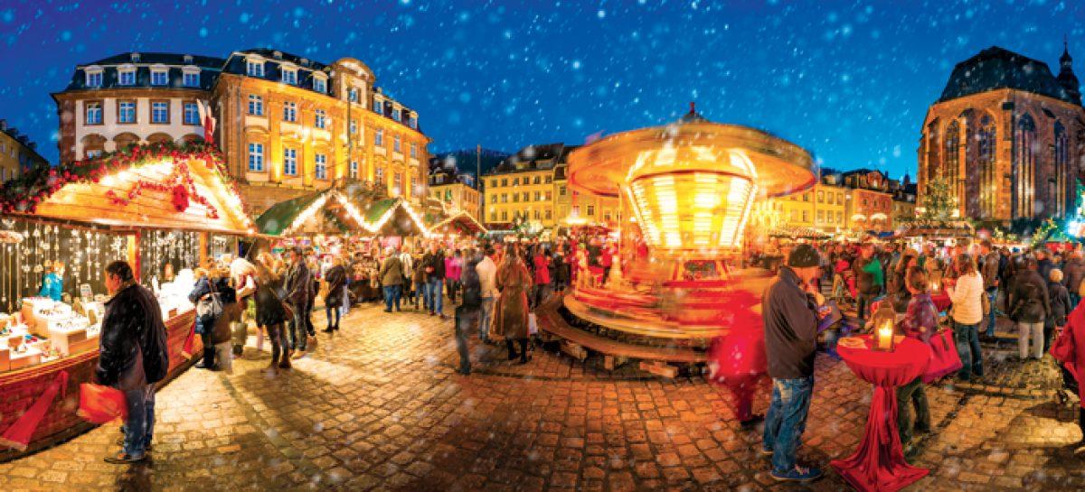 Mercatini di Natale: Il Natale arriva in anticipo!